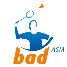 ASM Badminton Logo